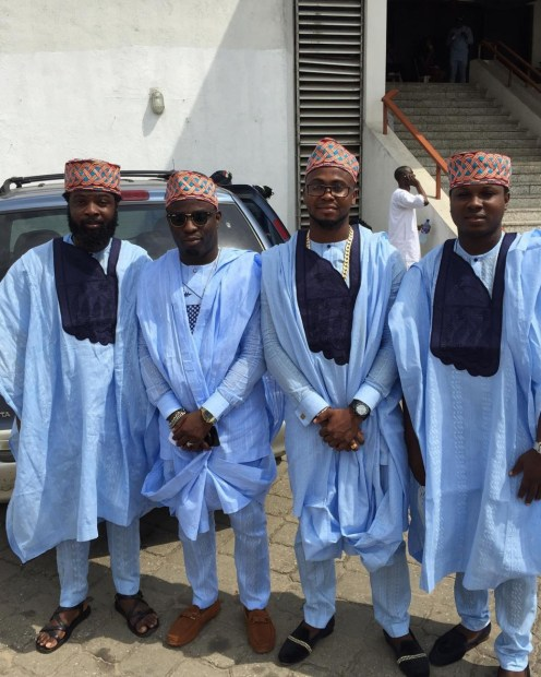 outstanding agbada styles yoruba demons @popoolamilekan