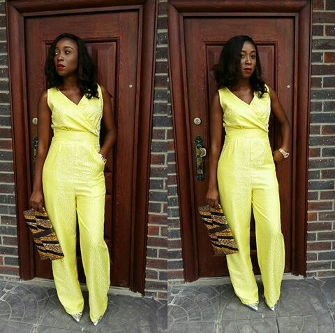 Unique Jumpsuit Styles on amillionstyles.com @oliveemodi