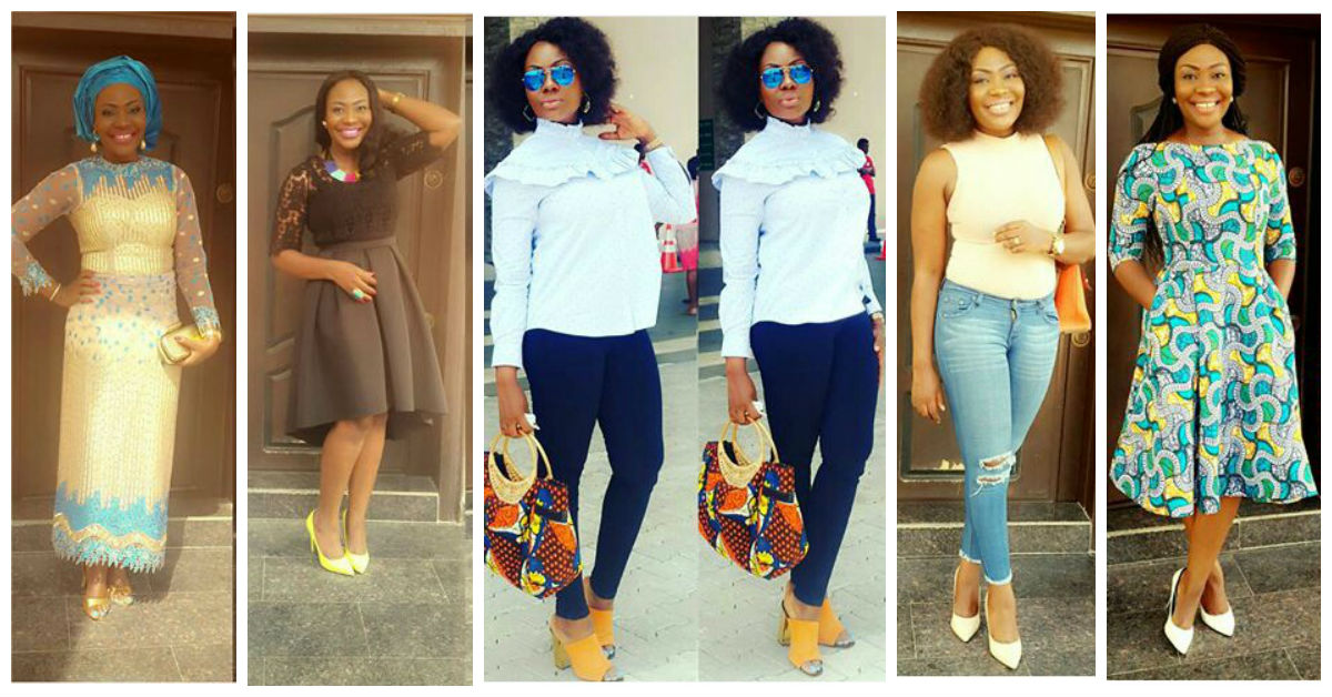 Stunning Chioma Onyia - Our WCW Of the Day