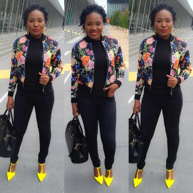 10 Amazing Fashionistas On Instagram Amillionstyles @thebeningirl