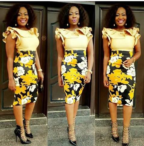 dynamic church outfits @mislena__34