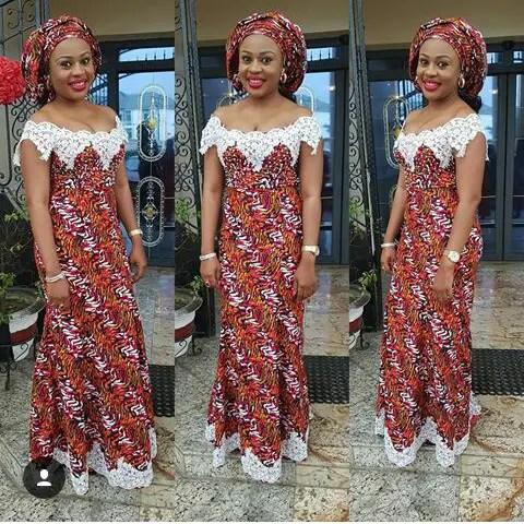Latest Full Gown Ankara Styles - We Love.   A Million Styles Africa