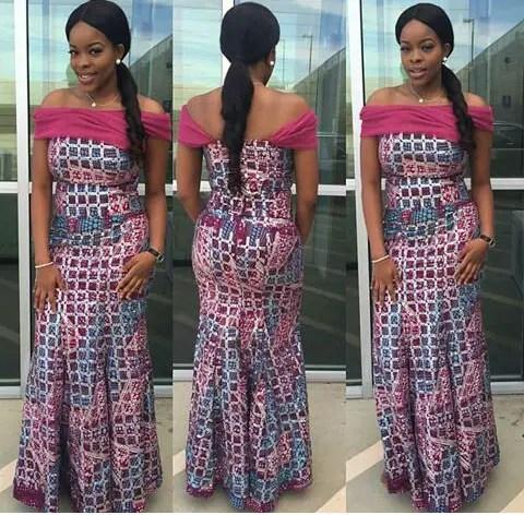 Latest Full Gown Ankara Styles amillionstyles.com @oreoshinowo