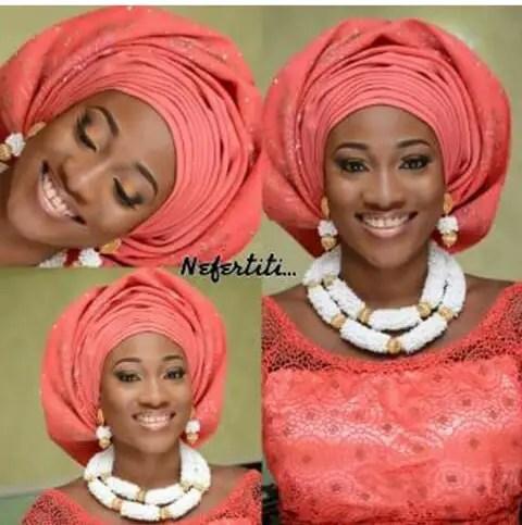 Amazing Traditional Bridal Looks amillionstyles.com @owolabibimbola24