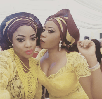 Glamour Wedding Pictures Of Seun Akindele amillionstyles @moyolawal