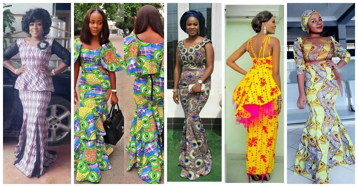 Summer Ankara Styles You Need To See Amillionstyles