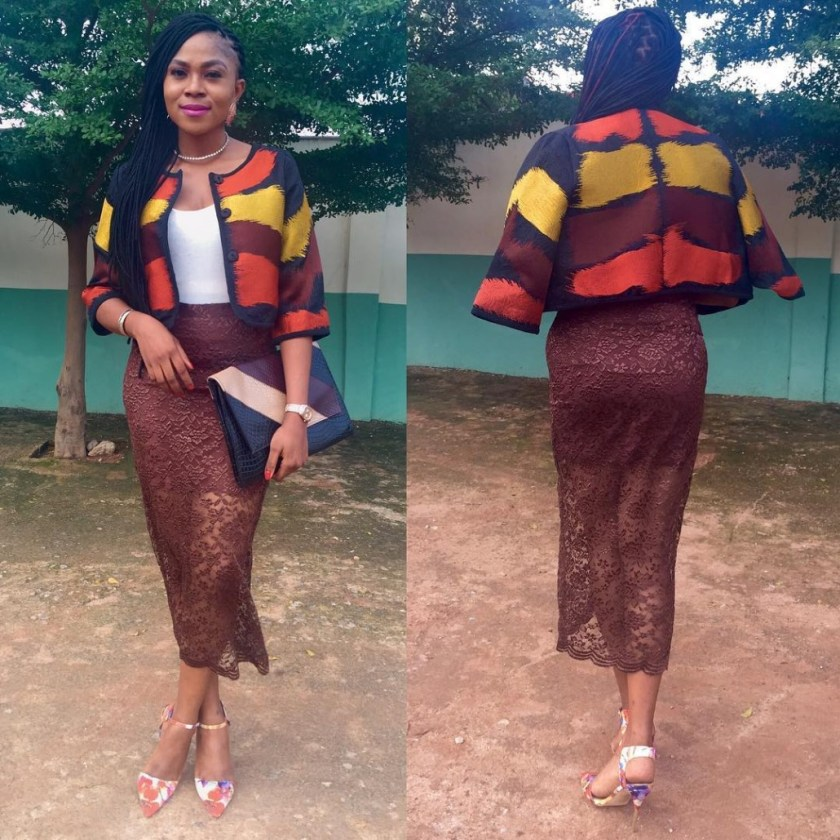 Simple Yet Classy Styles For Church - Amillionstyles.com @yeyeogeh1