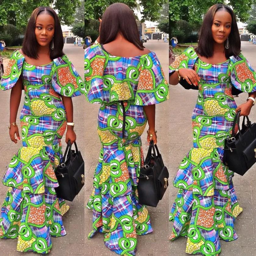 Summer Ankara Styles You Need To See - Amillionstyles.com @laular_1