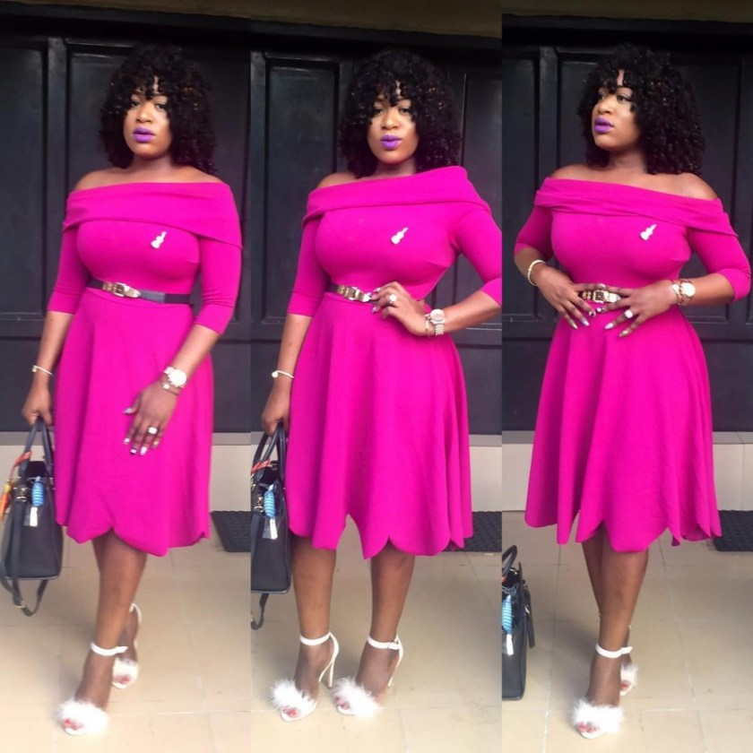 Fashion For Church - Plain, Patterned And Flora Dresses amillionstyles @officialellamo