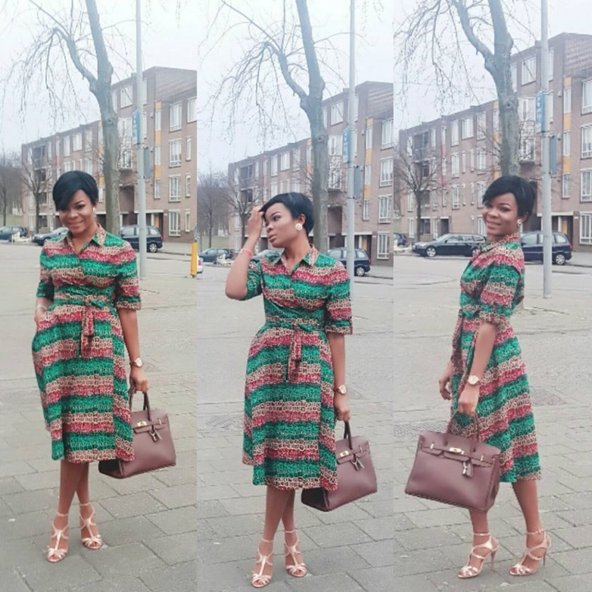 Fashion For Church - Plain, Patterned And Flora Dresses amillionstyles @shakaragirlie