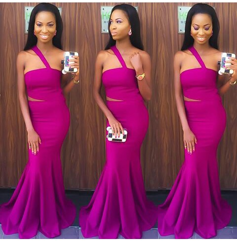 Stunning Dinner Gown You Should Try On - Amillionstyles @olarslim