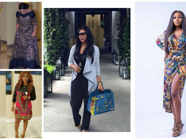 top 10 female celebrities fashion slayer amillionstyles.com cover