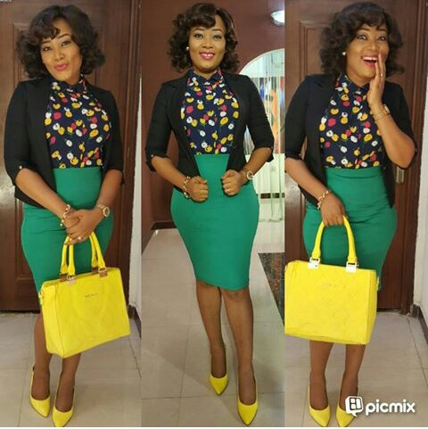 Amazing Ways To Rock A Pencil Skirt amillionstyles @tessyoragwa