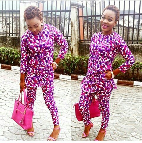 6 Pant Trousers & Jumpsuit In Ankara Styles. Amillionstyles.com  @blesing_lee