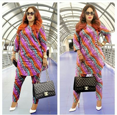 6 Pant Trousers & Jumpsuit In Ankara Styles. Amillionstyles.com @empressmjamah