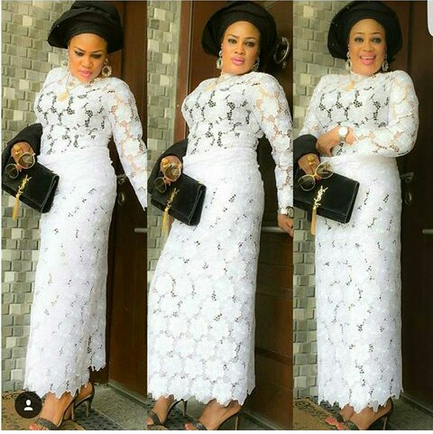 Stunning Ways To Rock Iro and Buba Style This Summer - Amillionstyles @cutesttees
