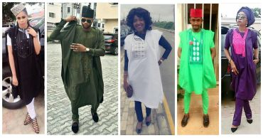 Gorgeous Agbada Styles For Ladies And Gent Amillionstyles