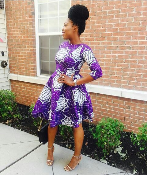 Superb Ankara Styles That Will Wow You - Amillionstyles @iderao