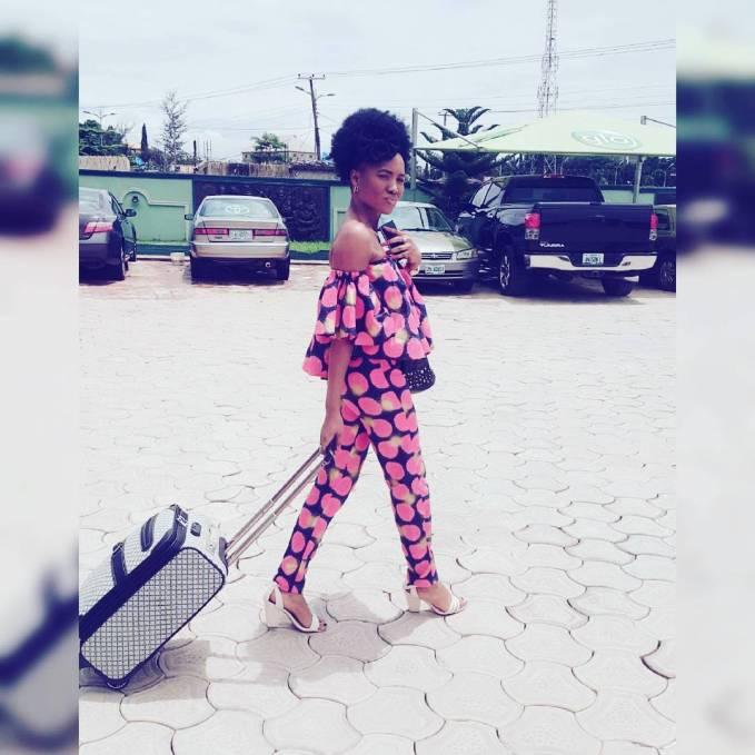 Delectable Trending Ankara Pants amillionstyles.com @official_slimrose