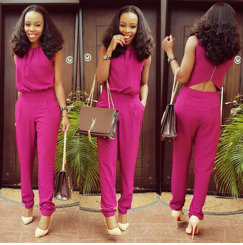 Fantastic Jumpsuit You Should Rock amillionstyles @mizwanneka