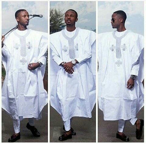 Gorgeous Agbada Styles For Ladies And Gent @funtoibuoye