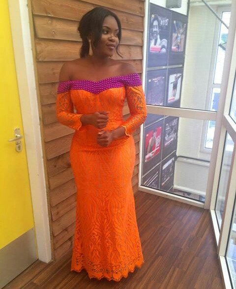 Outstanding Mid Week Aso Ebi Styles amillionstyles.com @mzswags