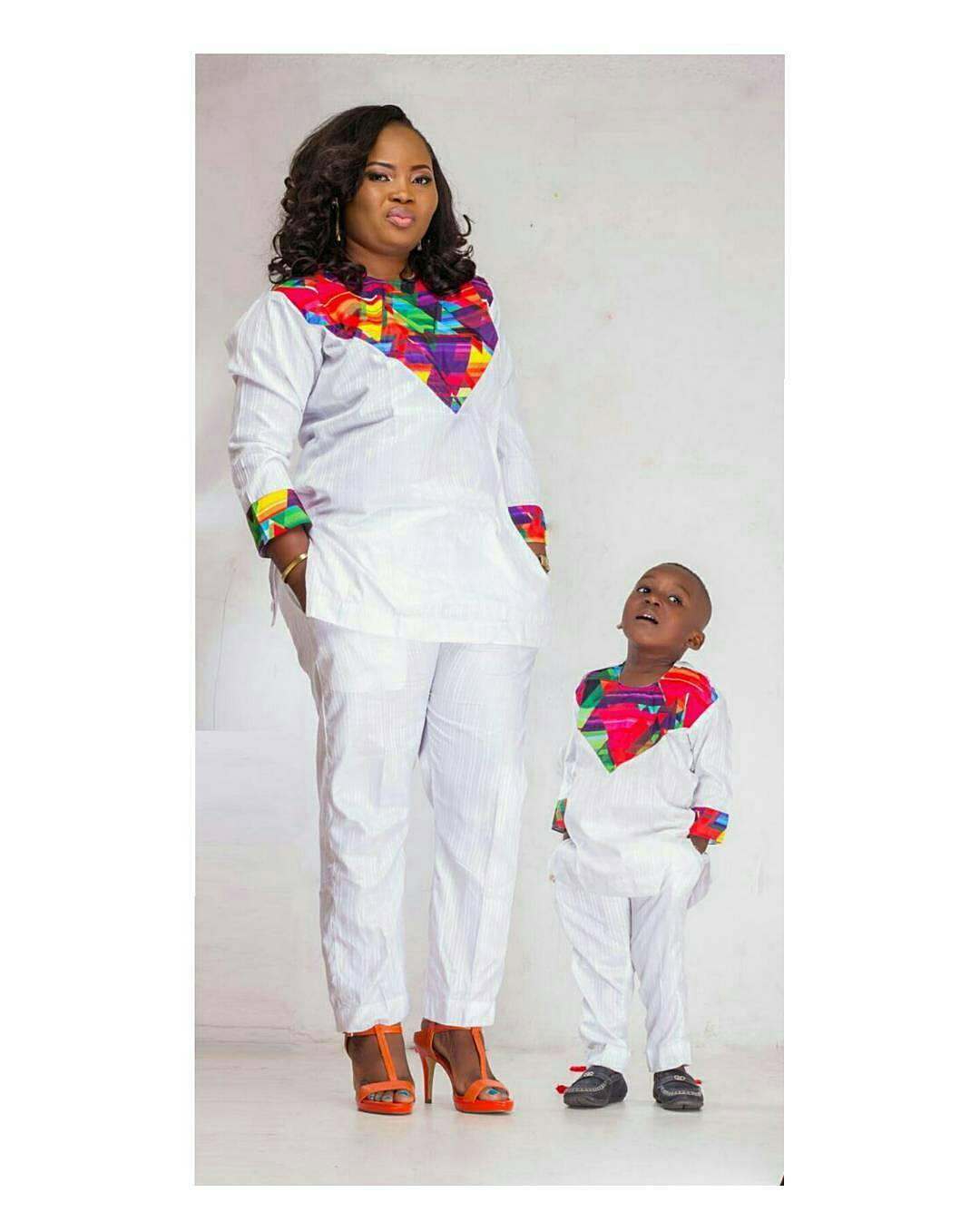 stylish mother and daugtherson outfits  a million styles