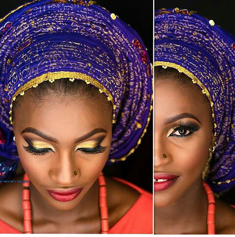 How To Rock Your Head Gear Popularly Known As Gel @laroyalstudios