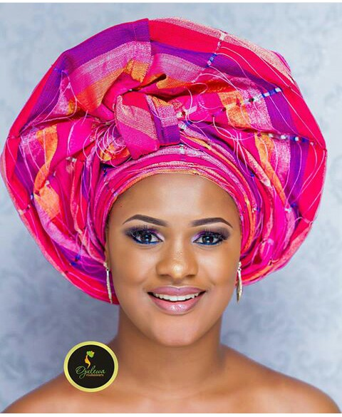 How To Rock Your Head Gear Popularly Known As Gele @ojulewastudio