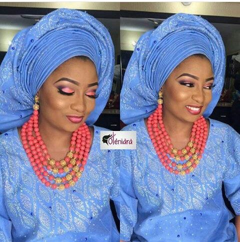 How To Rock Your Head Gear Popularly Known As Gele @yoolaoni