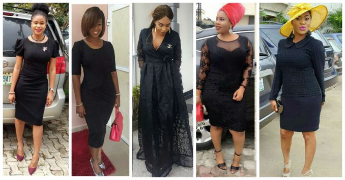 Amazing Shades Of Black Outfit To Rock
