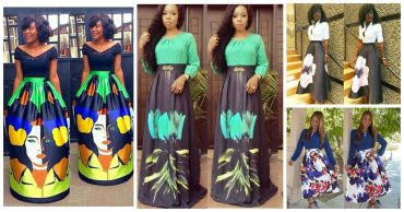 Amazing Ways To Rock Maxi Skirt Or Print Skirt amillionstyles