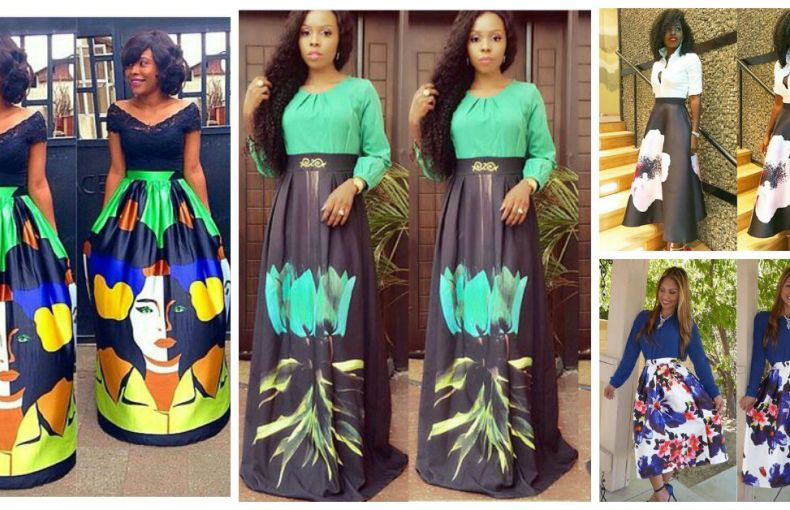 Amazing Ways To Rock Maxi Skirt Or Print Skirt amillionstyles