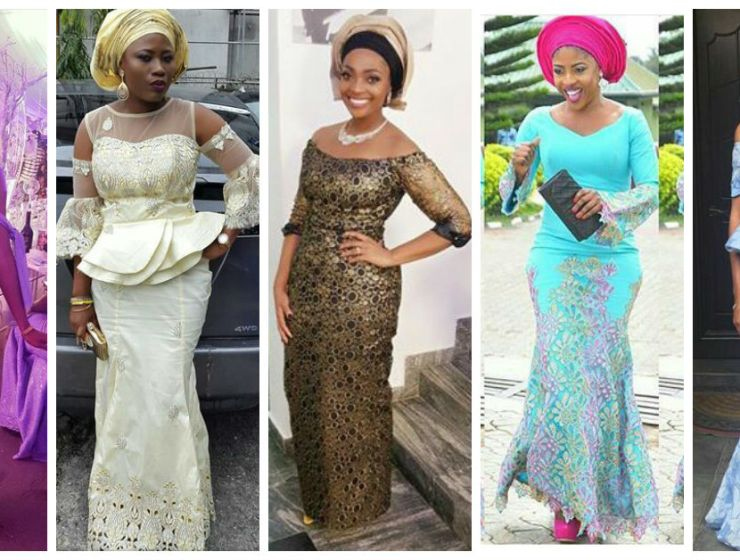 Beautiful And More Aso Ebi Styles amillionstyles.com