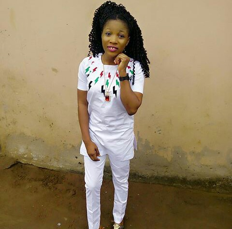 Amazing Agbada and Atiku style for ladies amillionstyles @pretty_damilola