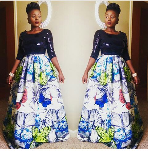Amazing Ways To Rock Maxi Skirt Or Print Skirt amillionstyles @notahuxtable