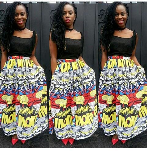 Amazing Ways To Rock Maxi Skirt Or Print Skirt amillionstyles @stylebybuiti