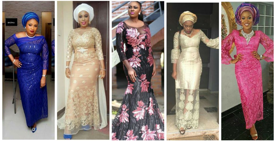 asoebi 2016 lace on amillionstyles