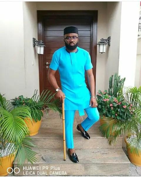 Awesome Atiku Style For Men amillionstyles @noble_igwe