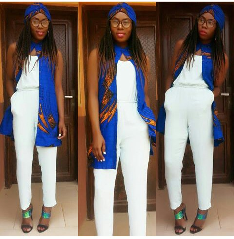 Fabulous Ankara Kimono Jacket amillionstyles @stylebybuit