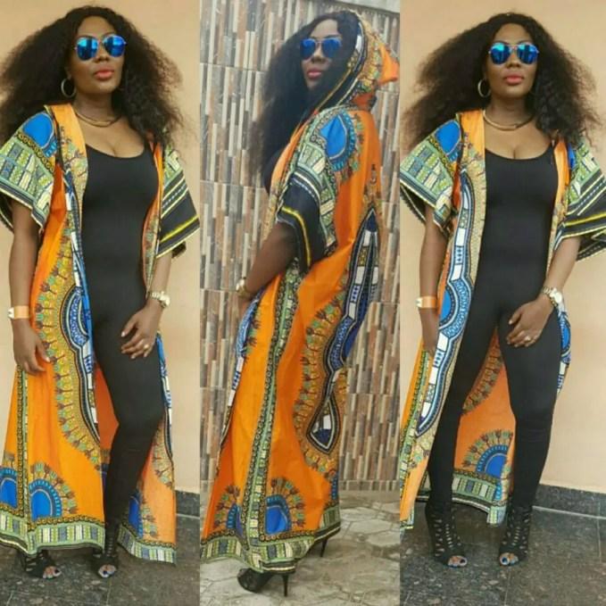 Fabulous Ankara Kimono Jacket amillionstyles @stylebyoma
