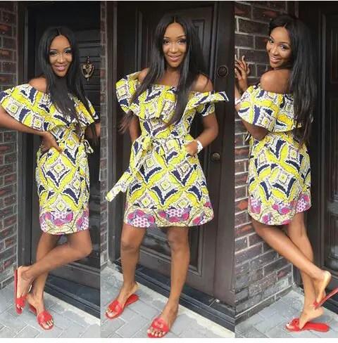 Classy Ankara Dresses - amillionstyles @doctoridia