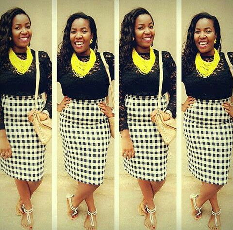 11 Colorful Church Outfit - Amillionstyles.com @iykaysmashy