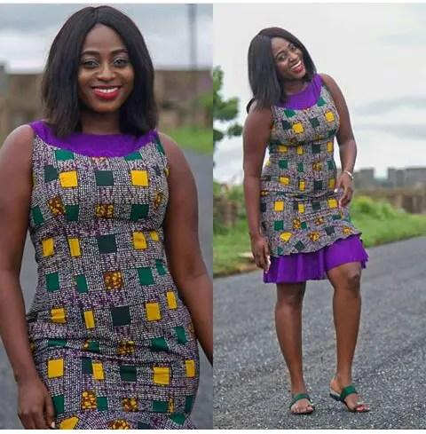Fabulous Ankara Dresses - You Need See amillionstyles.com @nyonyogh