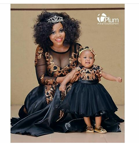 Mum And Daughter Outfits amillionstyles.com @__vic_kie__