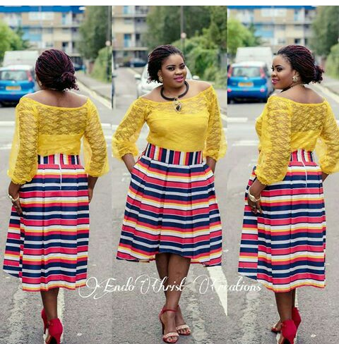 Spice Up Your Church Outfit In A Million Styles @endochristcreations