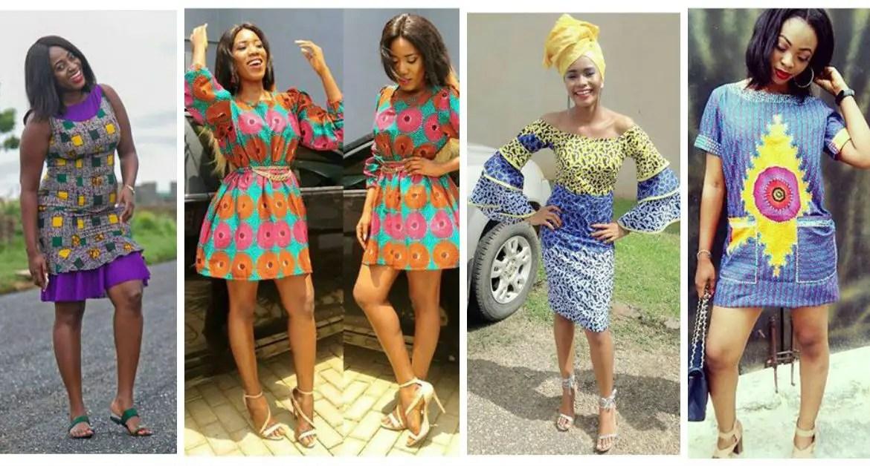 Fabulous Ankara Dresses - You Need See amillionstyles.com