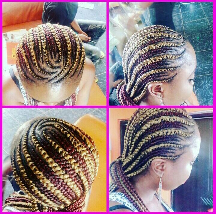 7 Ghana Weaving Styles You Should Try. @triple.d.salon