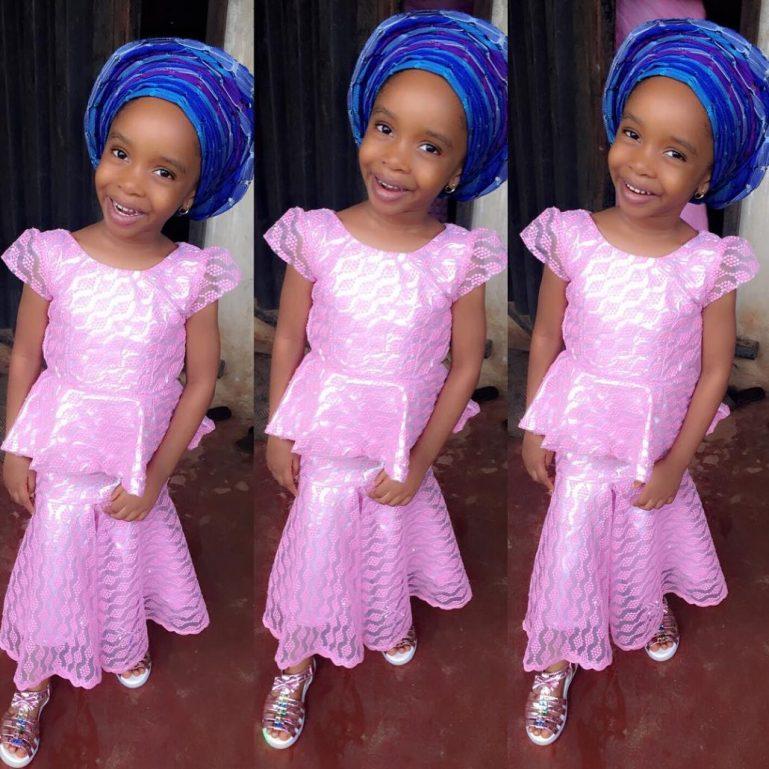 fashionista, kids fashion, kiddies fashion, aso ebi for kids, amillionstyles