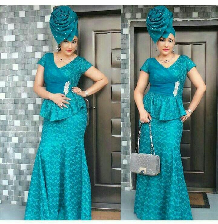 Mouth Watering Trending Asoebi Styles amillionstyles.com @lilianbolabach4real